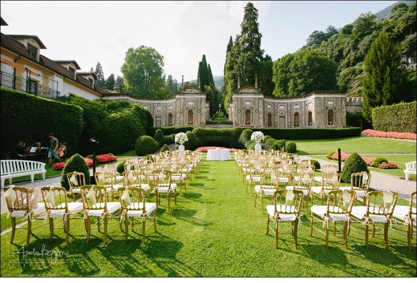Luxury Wedding Villa d\'Este Lake Como | Esther + David