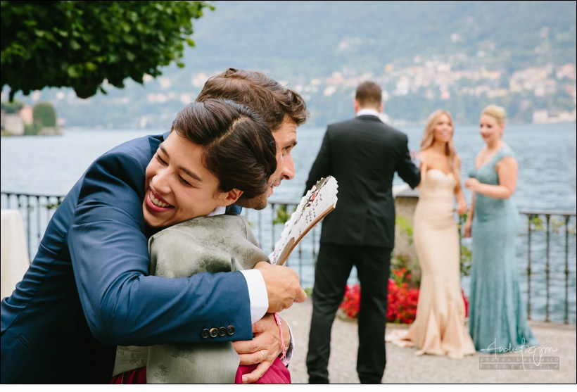 wedding reportage lake como