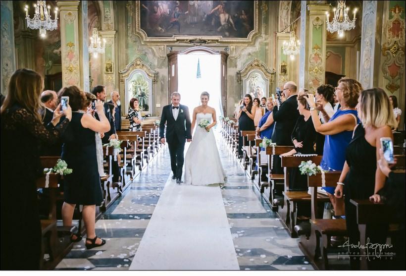 ingresso sposa wedding Genova