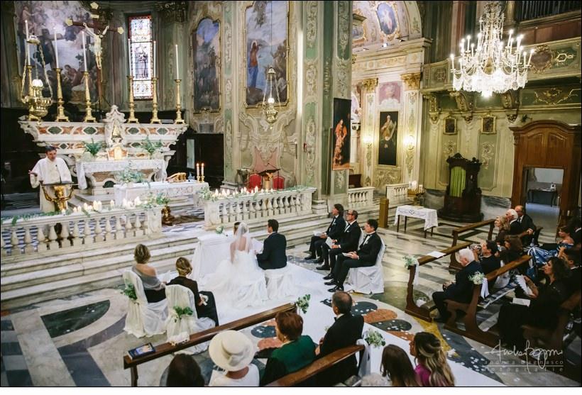 San Francesco di Albaro matrimonio