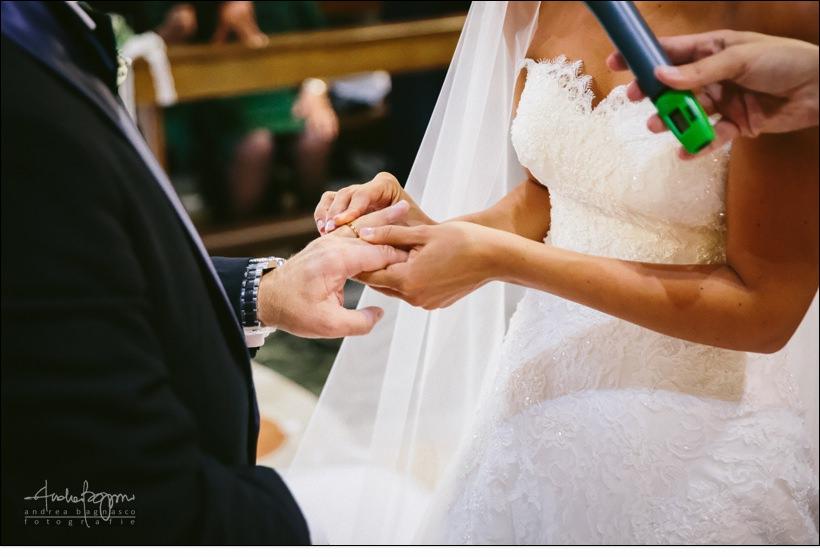 scambio anelli matrimonio Genova