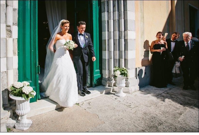 sposi San Francesco Albaro Genova