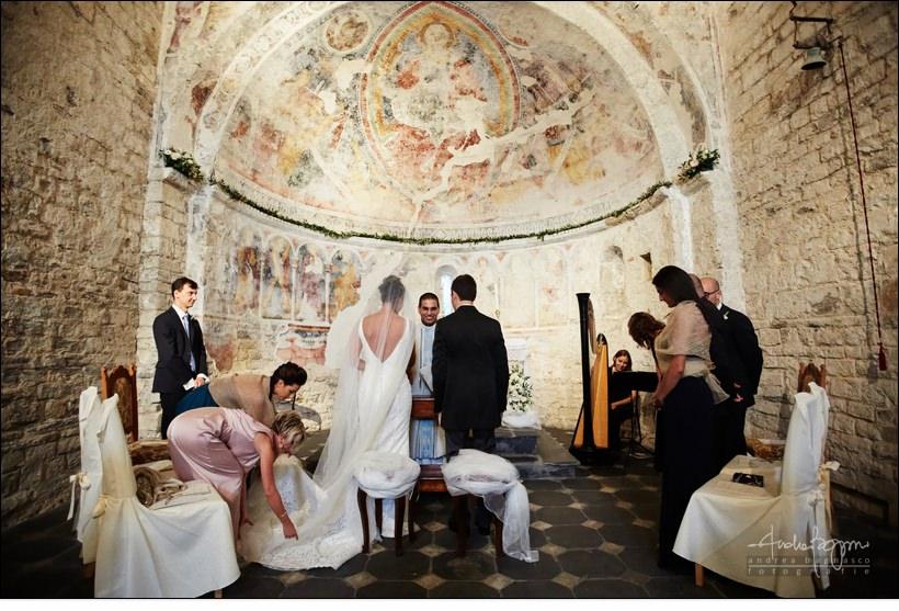 matrimonio diano castello