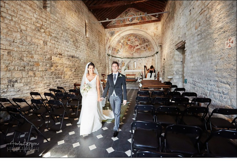 uscita sposi matrimonio diano castello