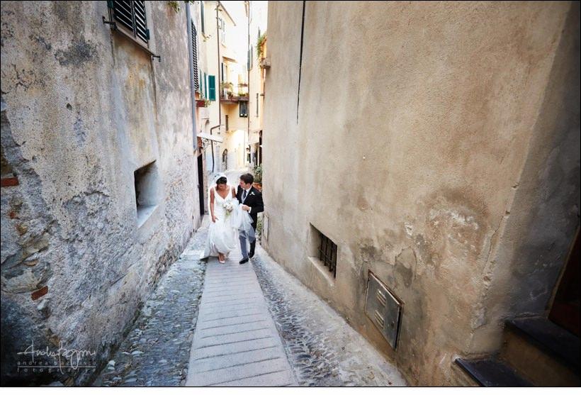 wedding in cervo imperia italy