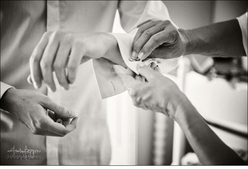 preparazione sposo gemelli