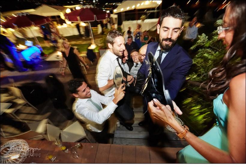 reportage matrimonio scherzi sposo