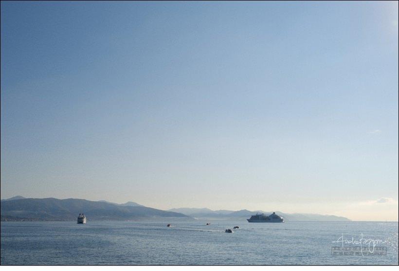 Portofino sea