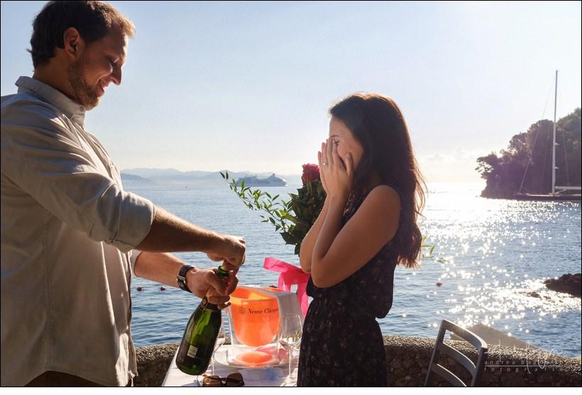 champagne Portofino