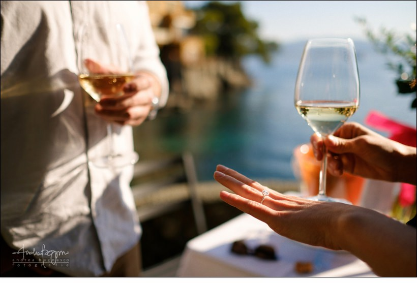 engagement ring Portofino