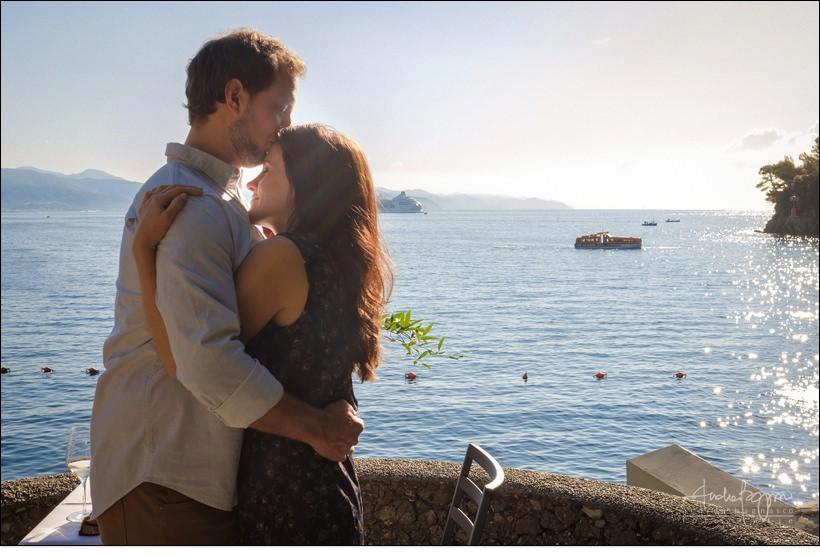 innamorati a Portofino