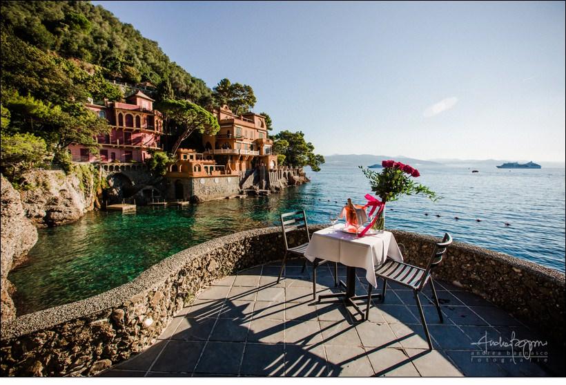 Hotel Piccolo Portofino romantic
