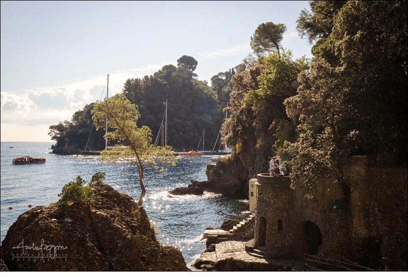 fidanzamento Portofino