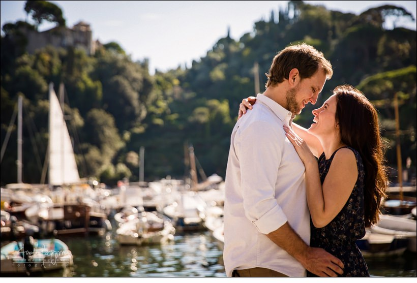 proposta matrimonio Portofino