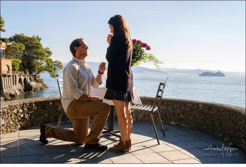 engagement Portofino wedding ring