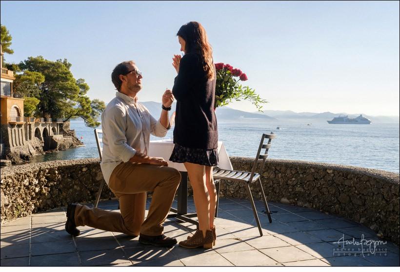 engagement Portofino