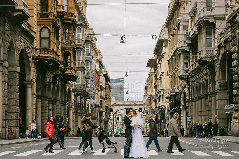 Palazzo della Meridiana Matrimonio Genova  | Fabiola e Pietro