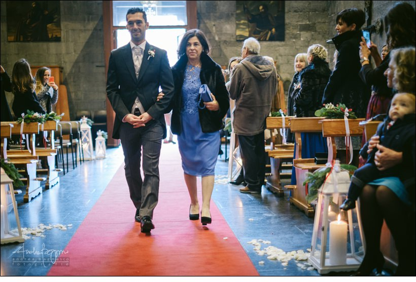 ingresso sposo santo stefano genova