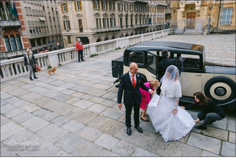 bride rolls royce genova