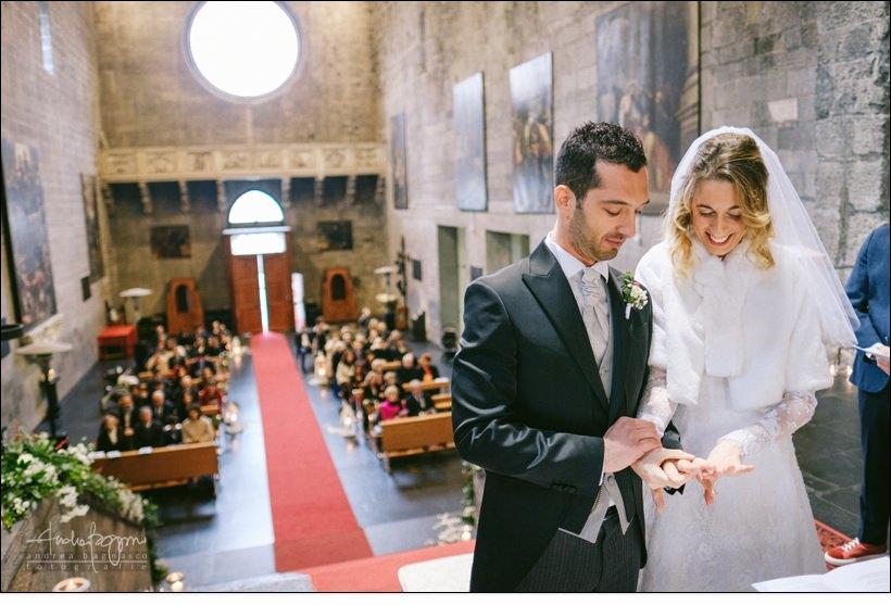 sposi matrimonio genova santo stefano