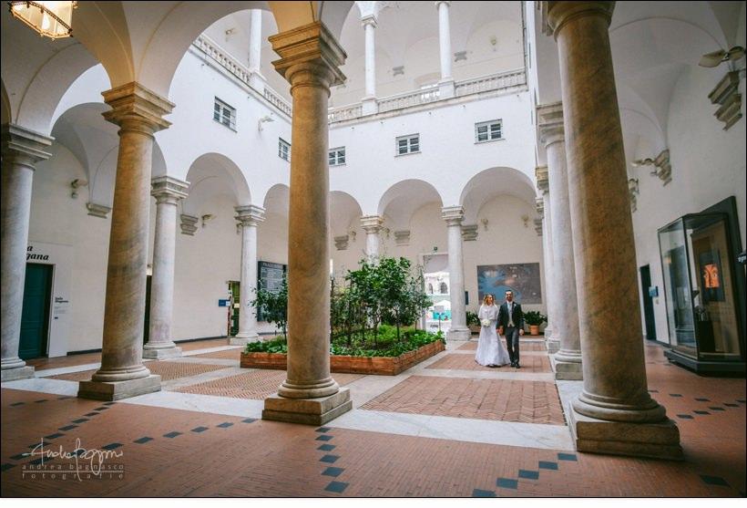 matrimonio genova palazzo ducale