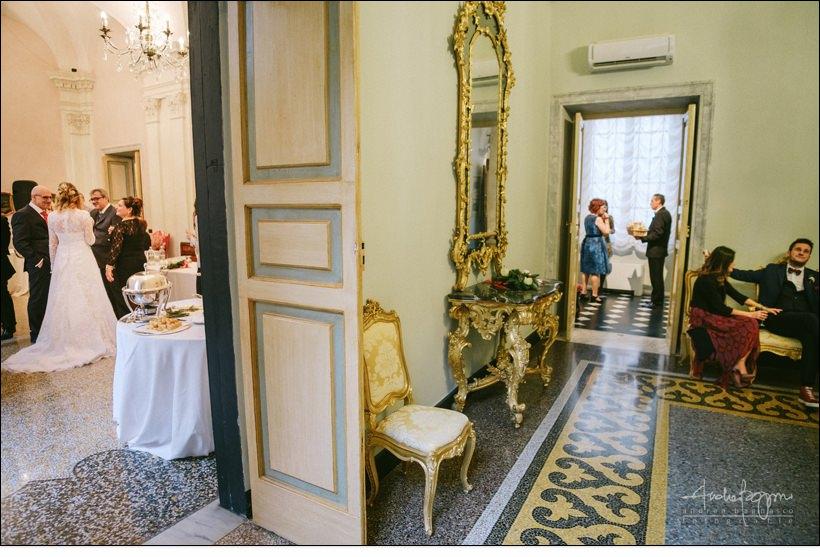 matrimonio palazzo della meridiana genova