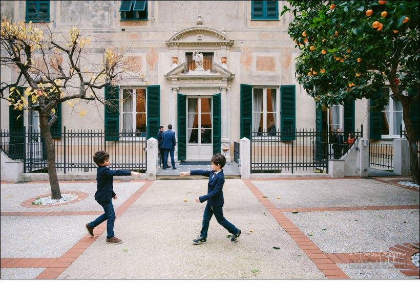 wedding palazzo della meridiana genova