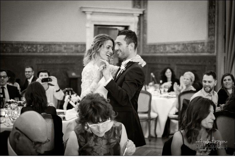 ballo sposi palazzo della meridiana