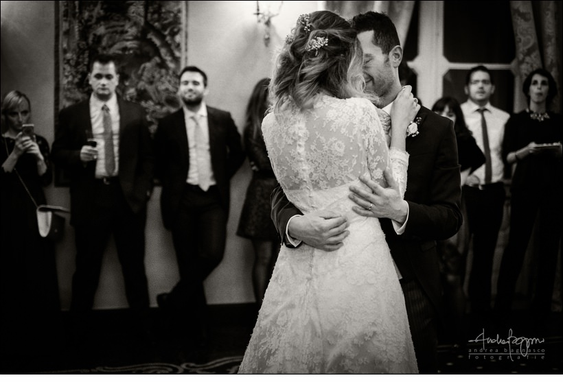 primo ballo matrimonio palazzo della meridiana