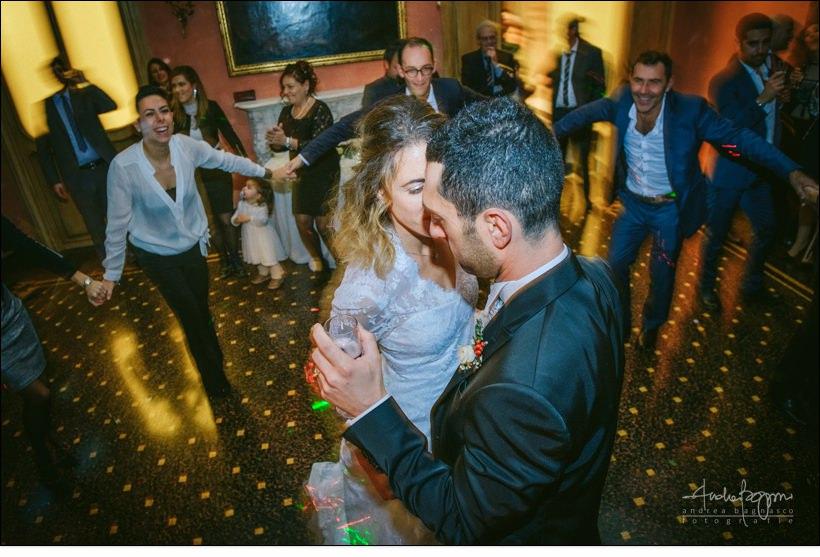 balli matrimonio genova