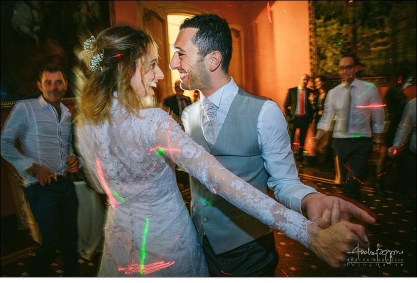 sposi matrimonio palazzo della meridiana