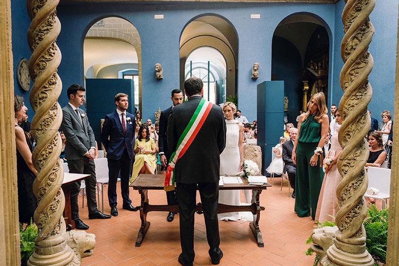 matrimonio civile museo bardini firenze
