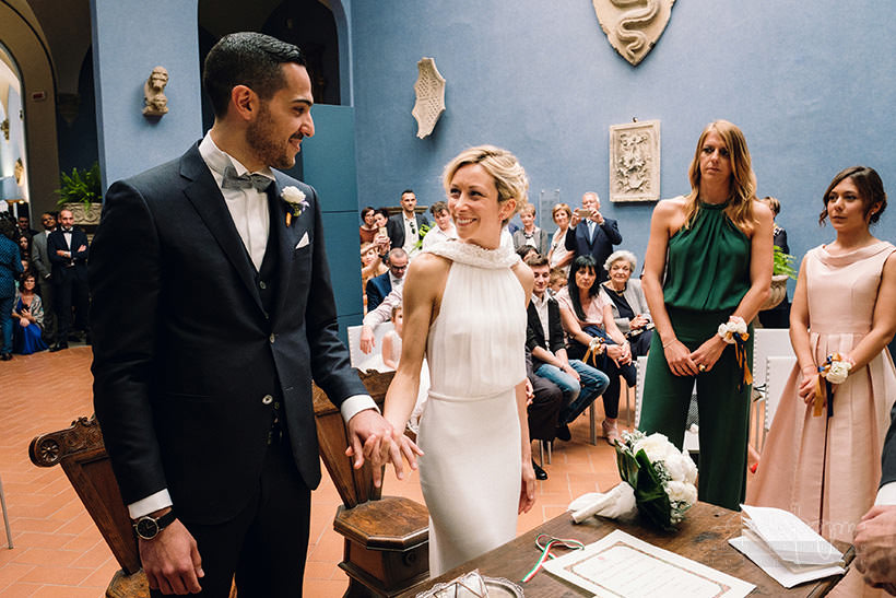 sposi matrimonio firenze museo bardini