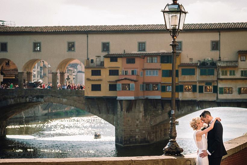 matrimonio firenze ponte vecchio