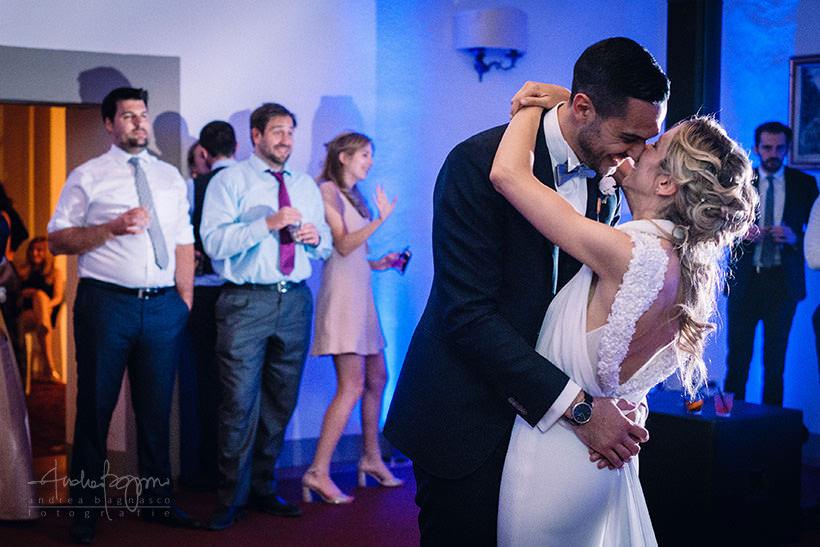 primo ballo matrimonio castello sant'ellero