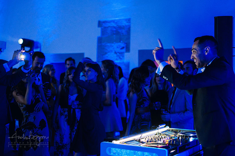 dj set matrimonio firenze