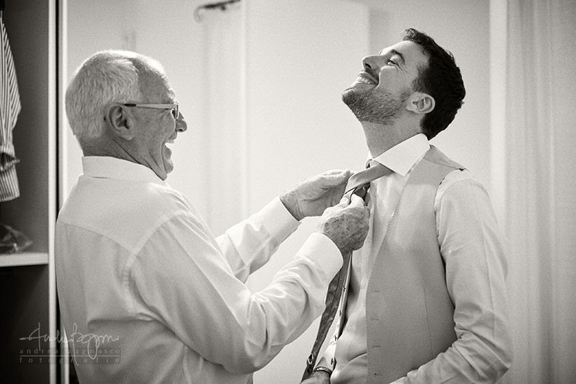 preparazione matrimonio Genova