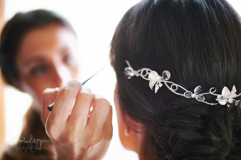 acconciatura sposa matrimonio genova