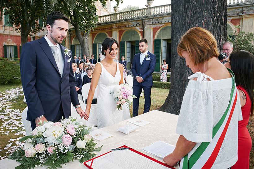 rito civile matrimonio villa faraggiana