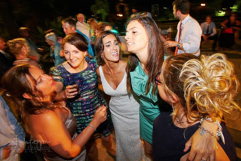dj set balli matrimonio villa faraggiana