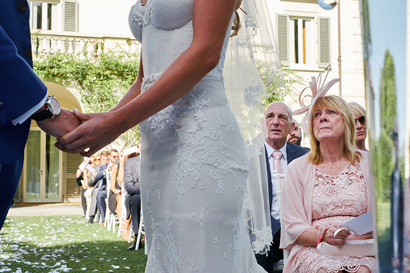 emotional wedding Firenze