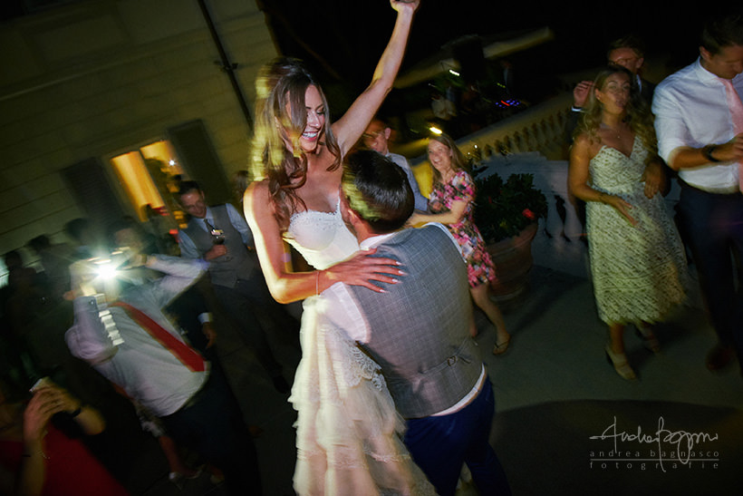 first dance wedding villa la vedetta