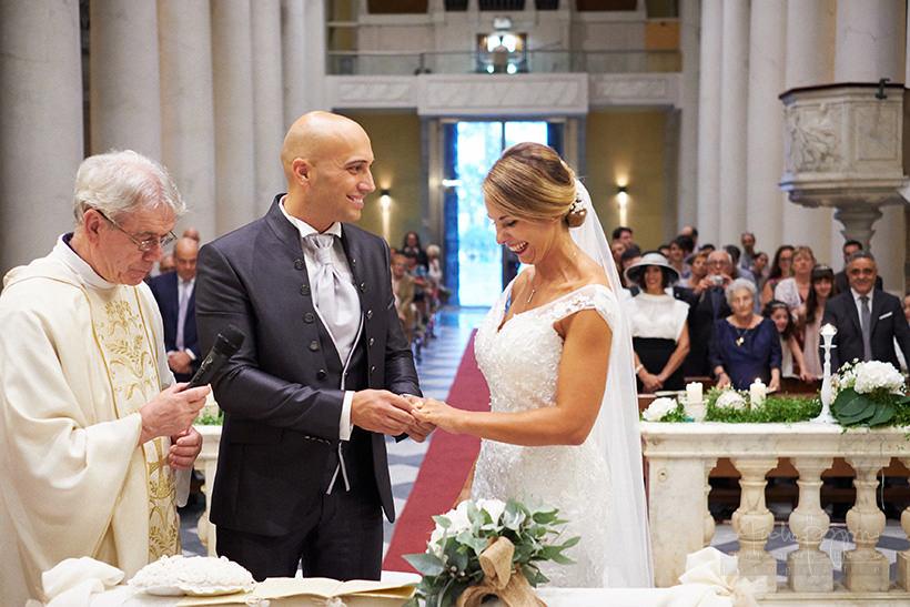 scambio anelli matrimonio diano marina