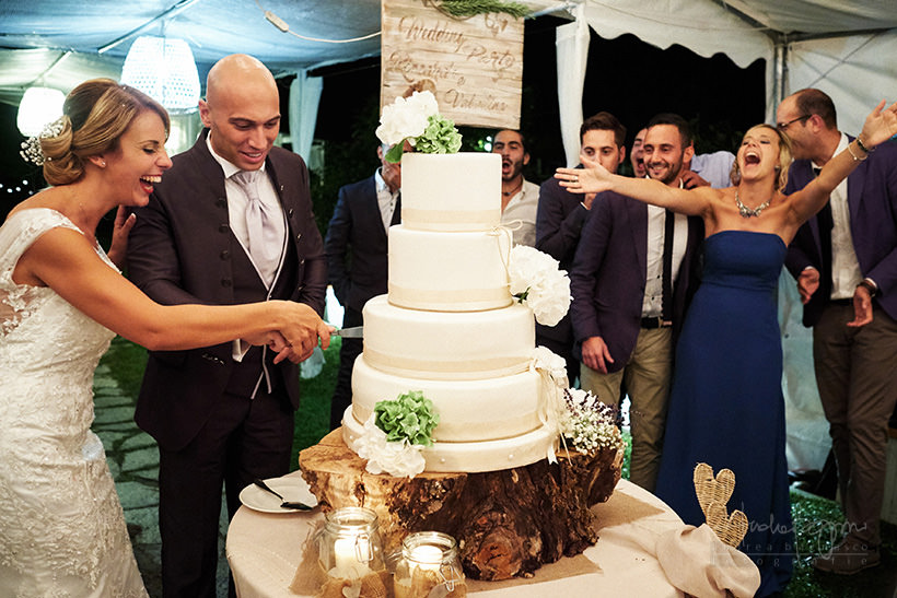 taglio torta matrimonio poggio dei gorleri