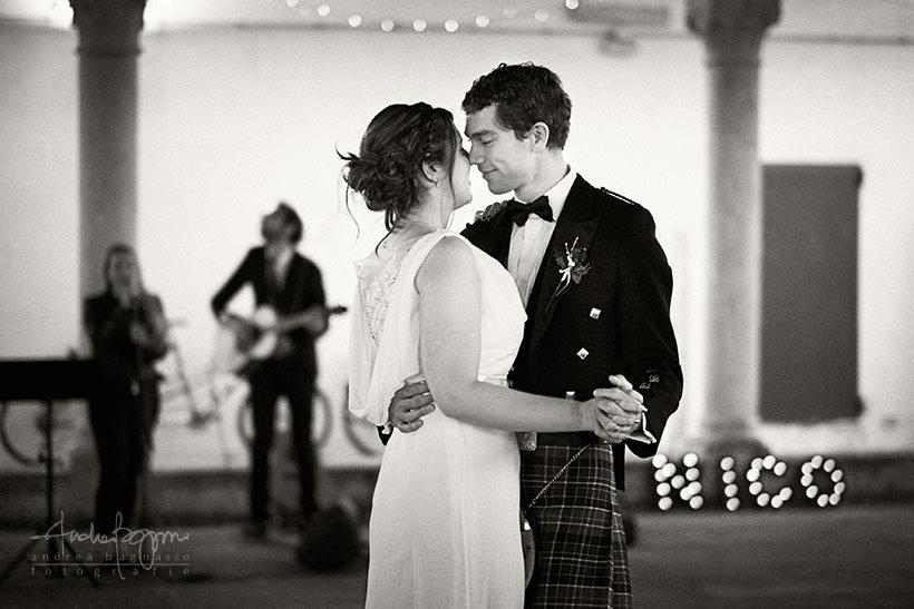 Matrimonio a Finalborgo | Un matrimonio scozzese in kilt