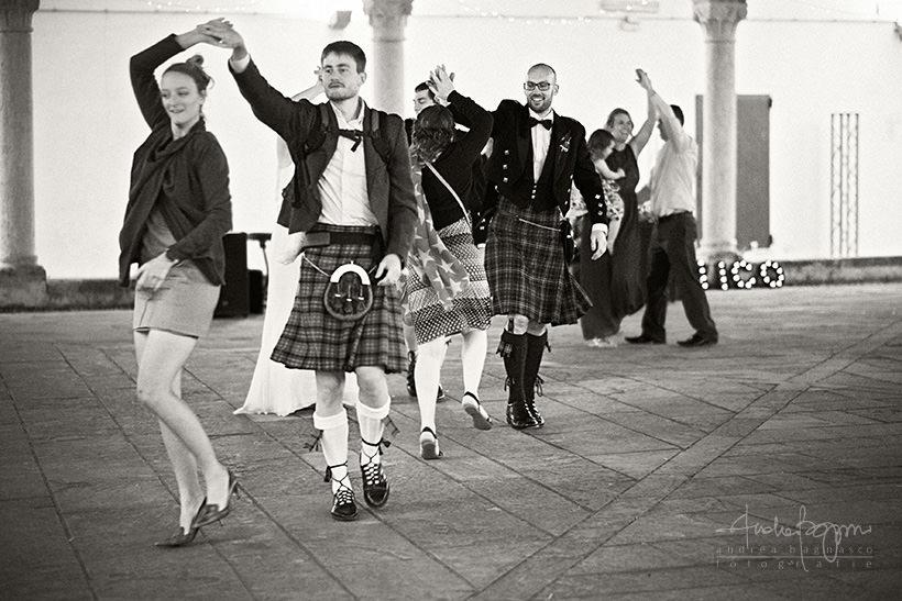 balli scozzesi matrimonio finalborgo