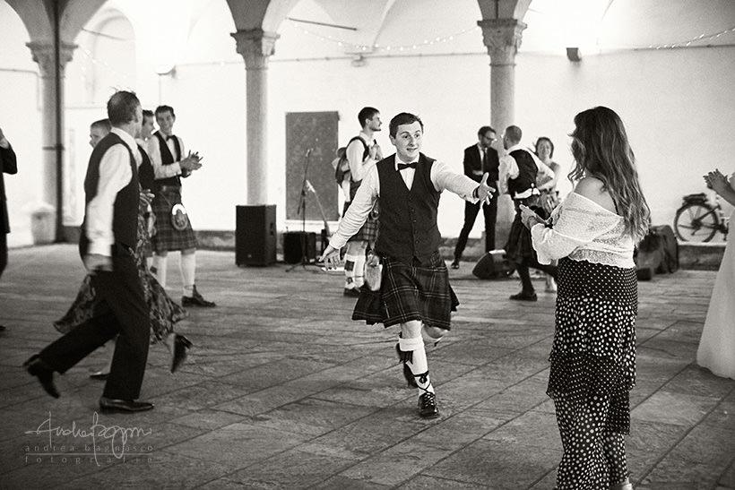 matrimonio scozzese