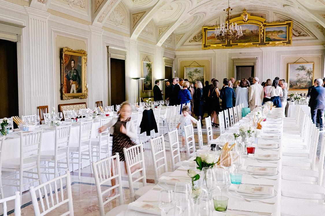 sala da pranzo matrimonio moncalieri