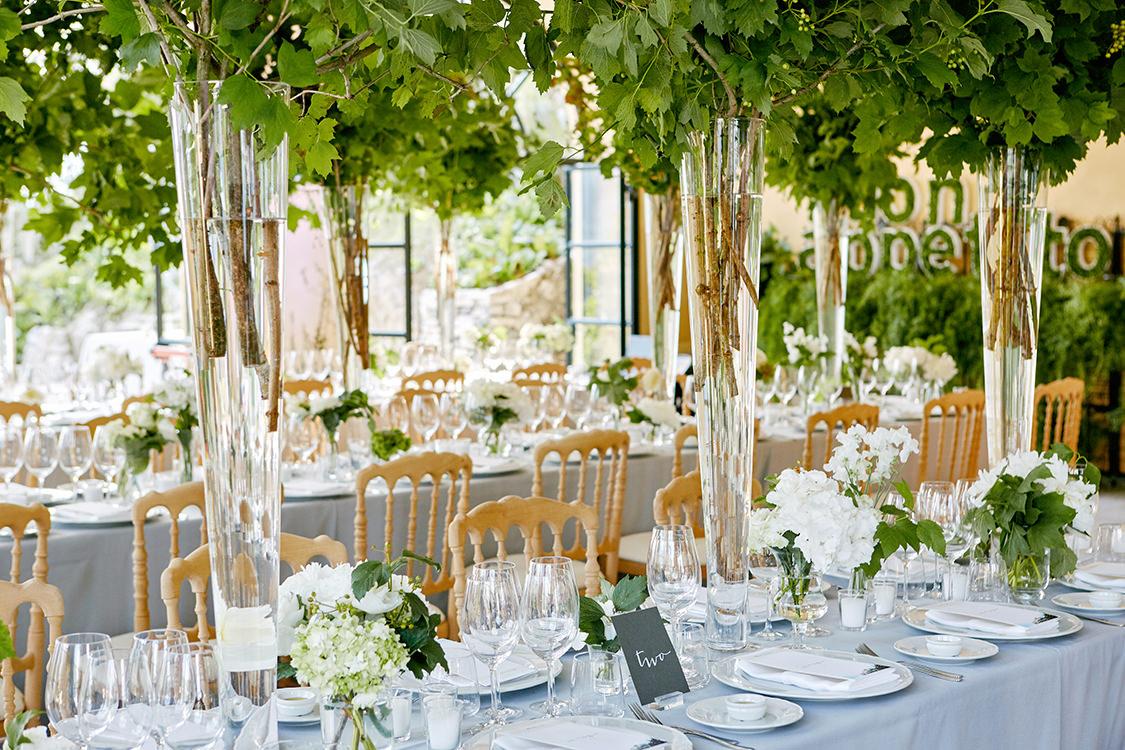 wedding details villa del balbianello