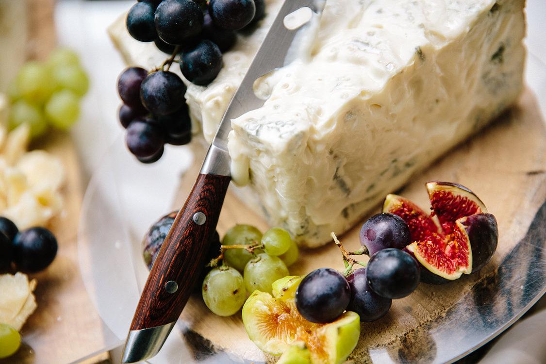 buffet formaggi matrimonio
